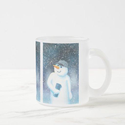 Jack Frost Tazas De Café