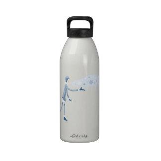 Jack Frost Water Bottles