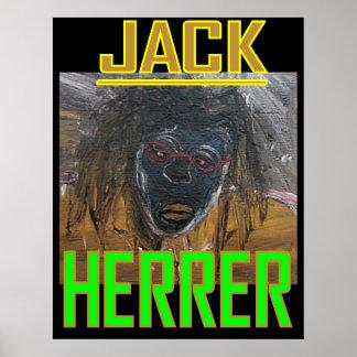 JACK HERRER POSTER