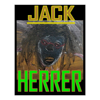 JACK HERRER PRINT