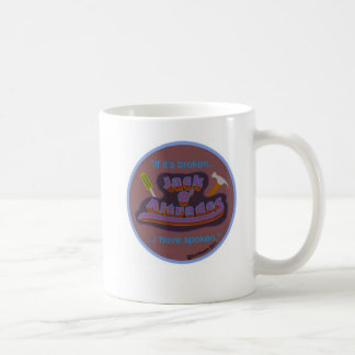 JACK/HON-1 COFFEE MUG
