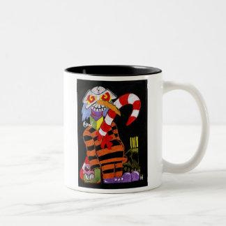 Jack in a Block Two-Tone Coffee Mug
