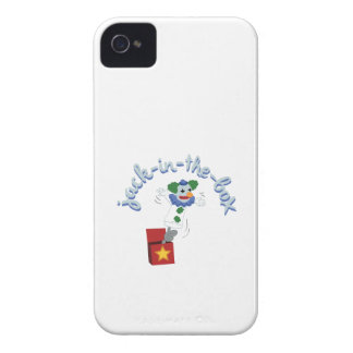 Jack-In-The-Box iPhone 4 Case-Mate Cases