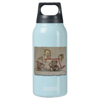 Jack in the Box, Horse & Bear Insulated Water Bottle