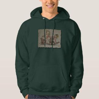 Jack in the Box, Horse & Bear Sweatshirt
