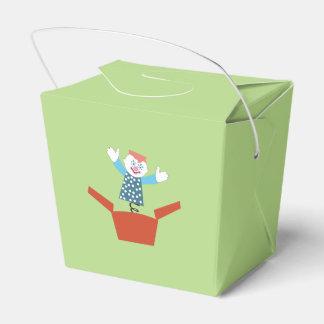Jack In The Box lindo Caja Para Regalo De Boda