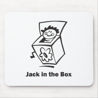 Jack in the Box Mouse Pad