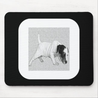 Jack in the Box Mousepads