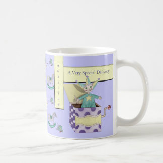 Jack-in-the-Box - Traditional Toys (pastel) Coffee Mug