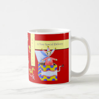 Jack-in-the-Box - Traditional Toys (Primary...) Coffee Mug