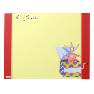 Jack-in-the-Box - Traditional Toys (Primary...) Notepad