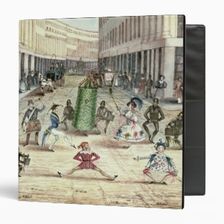 Jack in the Green, May Day Celebrations of the Chi 3 Ring Binder