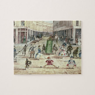Jack in the Green, May Day Celebrations of the Chi Jigsaw Puzzle