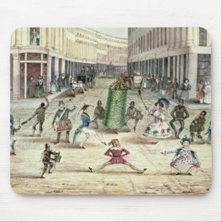 Jack in the Green, May Day Celebrations of the Chi Mouse Pad