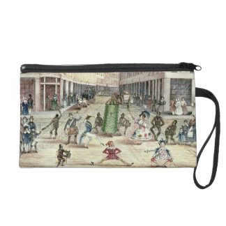Jack in the Green, May Day Celebrations of the Chi Wristlet