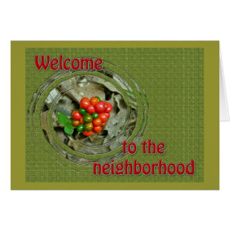 Jack in the Pulpit Seeds Welcome Neighbor Card