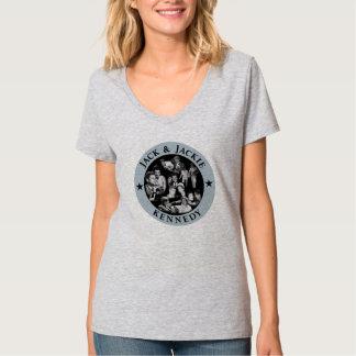 Jack & Jackie Kennedy T-Shirt