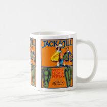 Jack & Jill Florida Peppers Coffee Mug
