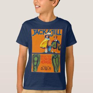 Jack & Jill Florida Peppers T-Shirt