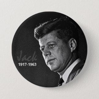 Jack Kennedy 1917-1963 Button