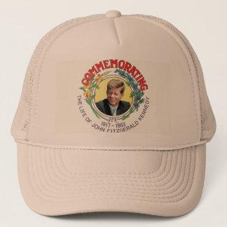 Jack Kennedy Commemoration Trucker Hat