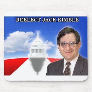 Jack Kimble Mouse Pad
