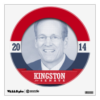 JACK KINGSTON CAMPAIGN WALL DECAL