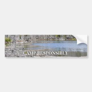 Jack Lake Bumper Sticker