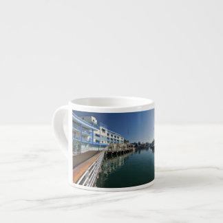 Jack London Square Marina Panorama Espresso Cup
