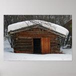 Jack London's  Log Cabin Poster