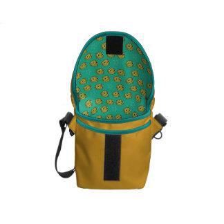 Jack Merpuff Bags (Inside Print) Messenger Bags