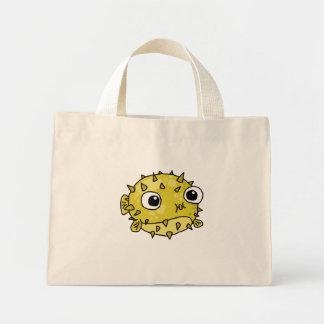 Jack Merpuff Tote Bags