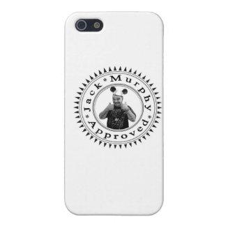 Jack Murphy aprobado iPhone 5 Funda