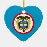 Jack naval de Colombia, Colombia Ornamentos De Navidad