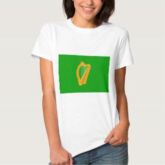 Jack naval irlandés camisas