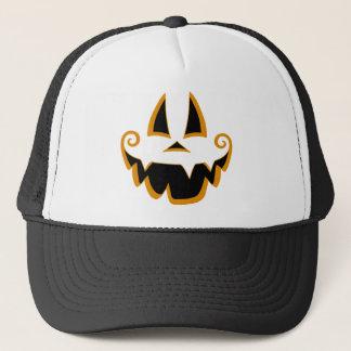 Jack-o-Face II Trucker Hat