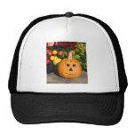 Jack O Lantern 2 Trucker Hats