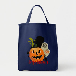 Jack-O-Lantern and Graves Bags