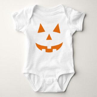 Jack O Lantern Baby Bodysuit
