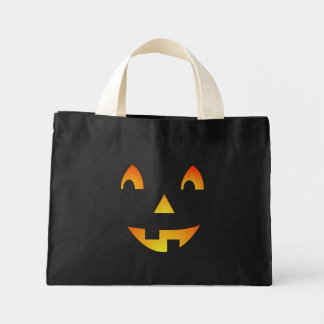 Jack-O-Lantern bag