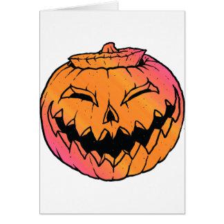 Jack O Lantern Cards