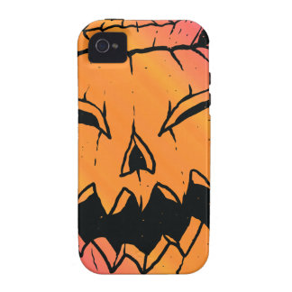 Jack O Lantern iPhone 4/4S Covers