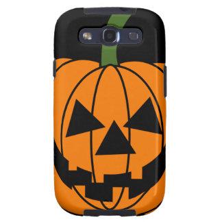 Jack O Lantern Galaxy S3 Covers
