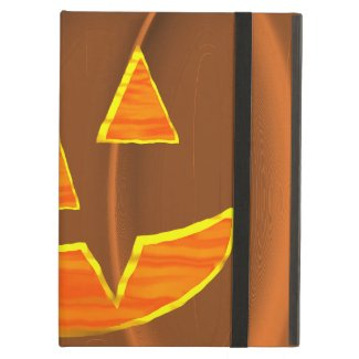 Jack-O'-Lantern Case For iPad Air