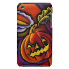 Jack-o'-lantern Case-Mate iPod Touch Case
