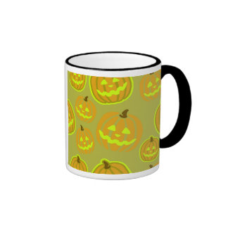 Jack O' Lantern Coffee Mug