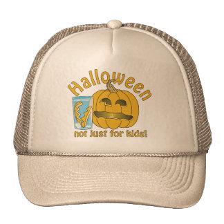Jack-o-lantern Dentures Trucker Hat