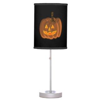 Jack-O-Lantern Desk Lamp