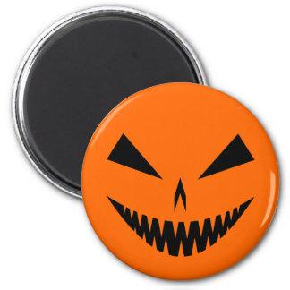 Jack-O'-Lantern Face I, Black Magnets