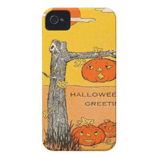 Jack O' Lantern Full Moon Tree Case-Mate iPhone 4 Cases